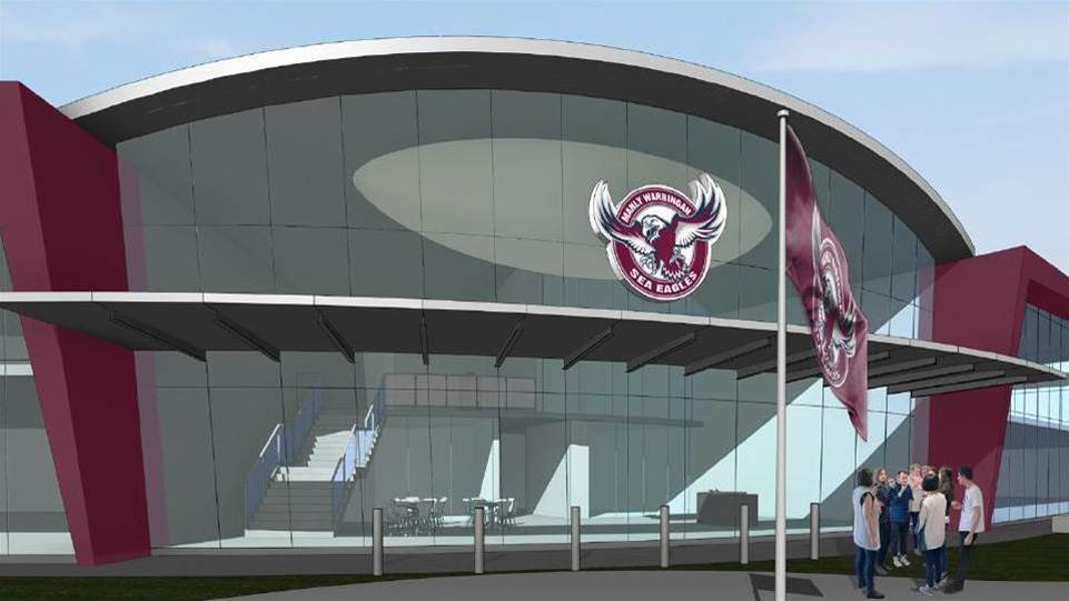 Manly's new centre of excellence