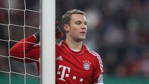 Guardiola rules out Neuer exit