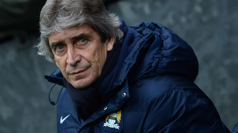 Pellegrini calm after Rovers deny City in FA Cup