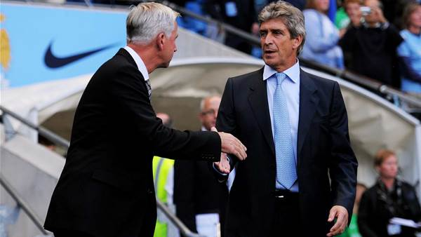 Pellegrini delighted by City's style