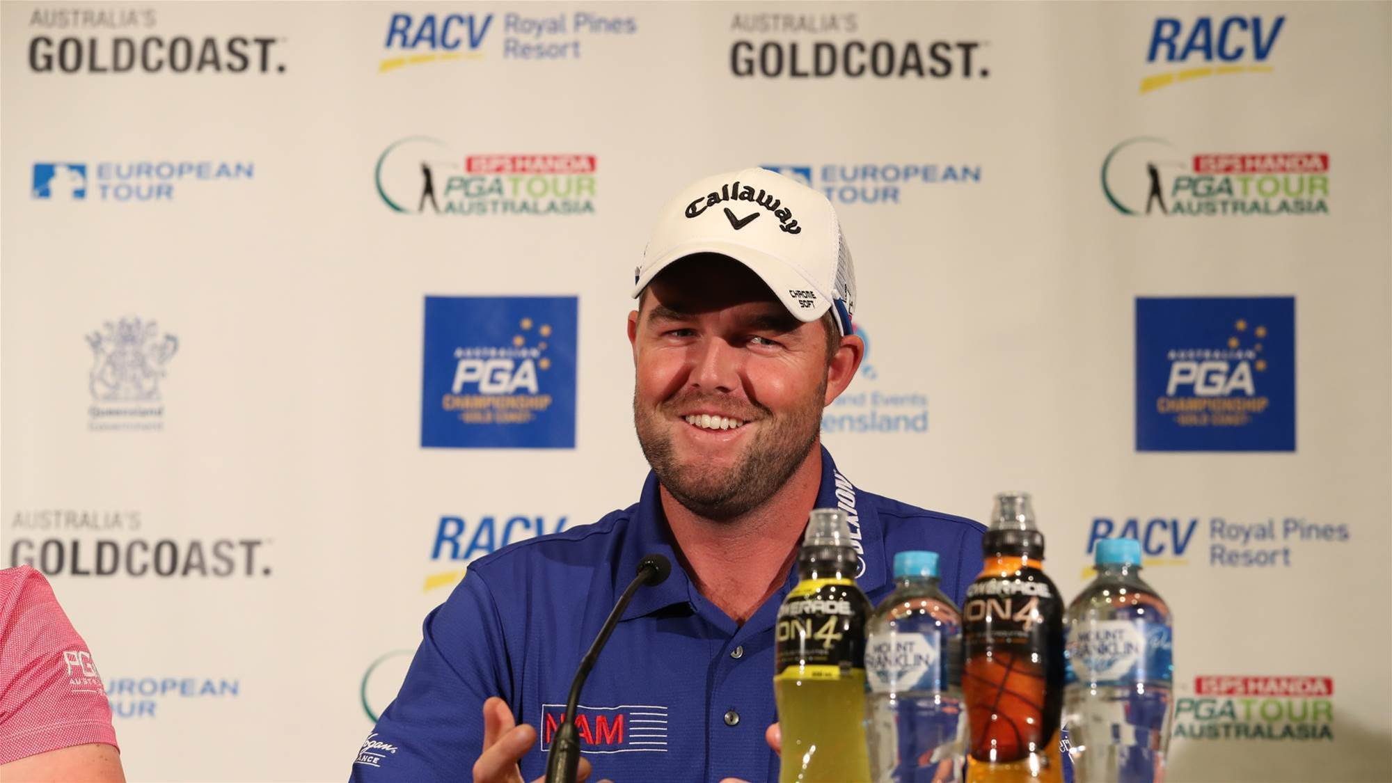 Marc Leishman to play Australian PGA Championship