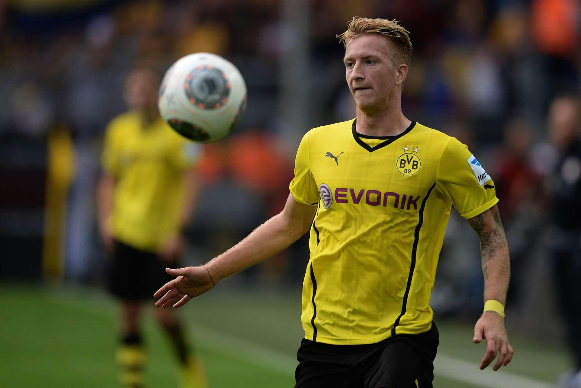 Dortmund confirm Reus release clause
