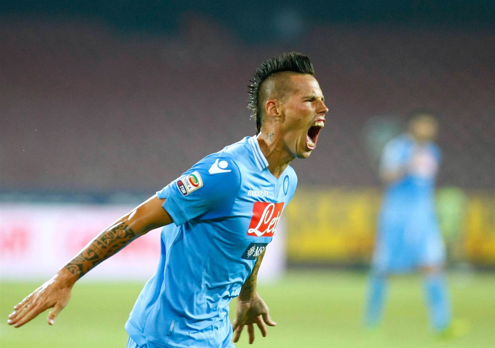 Serie A: Napoli top, Inter start with win
