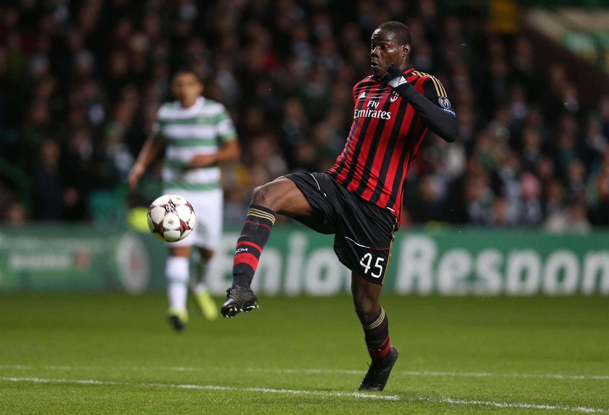 Champions League: Celtic 0 AC Milan 3