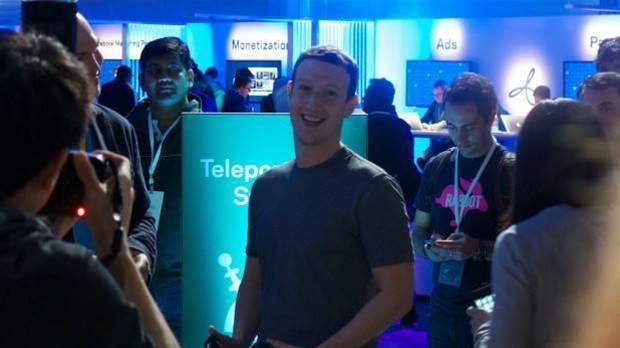 Mark Zuckerberg writes manifesto on the future of Facebook