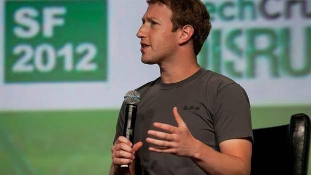 Mark Zuckerberg on the future of Facebook