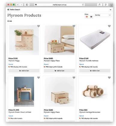 Myer takes on Amazon with online marketplace