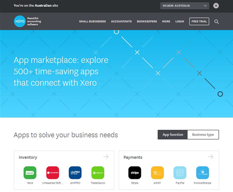 Xero launches marketplace with 500 apps