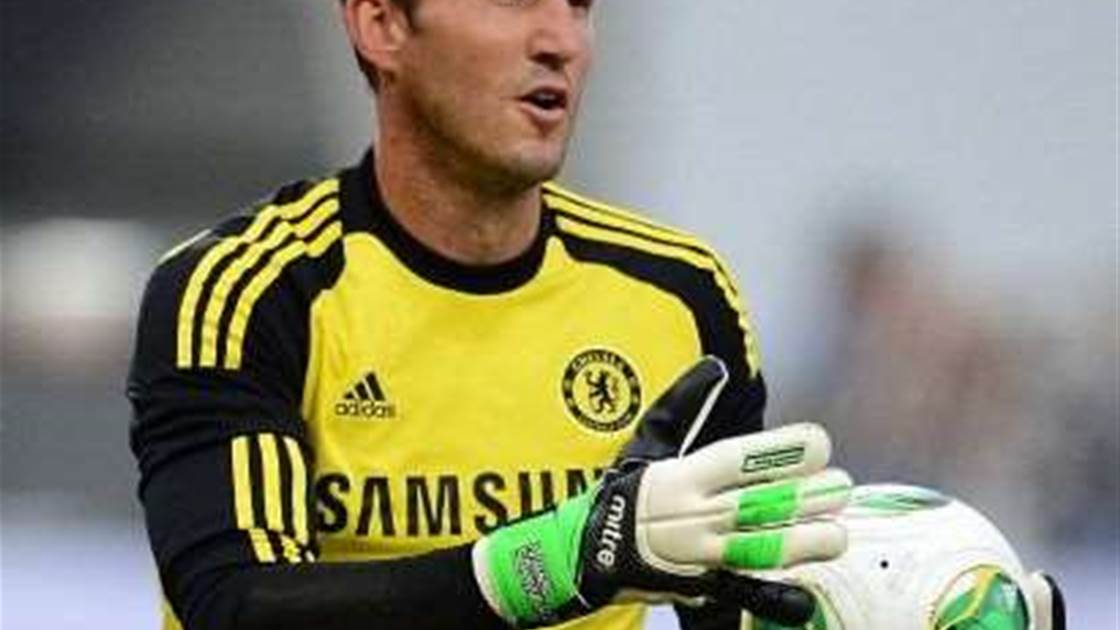 Schwarz: Mou told me to join Chelsea