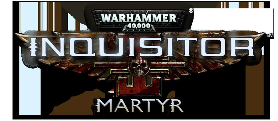Look! Another Warhammer 40,000 game: Inquisitor - Martyr
