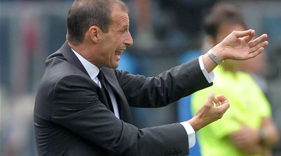 Allegri laments opening-day loss