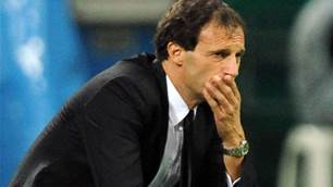 Allegri: There's no place like home