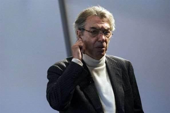 Moratti coy on Inter deal