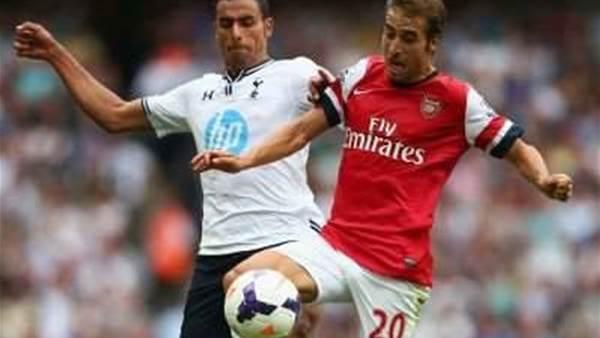 Wenger confirms Flamini concussion