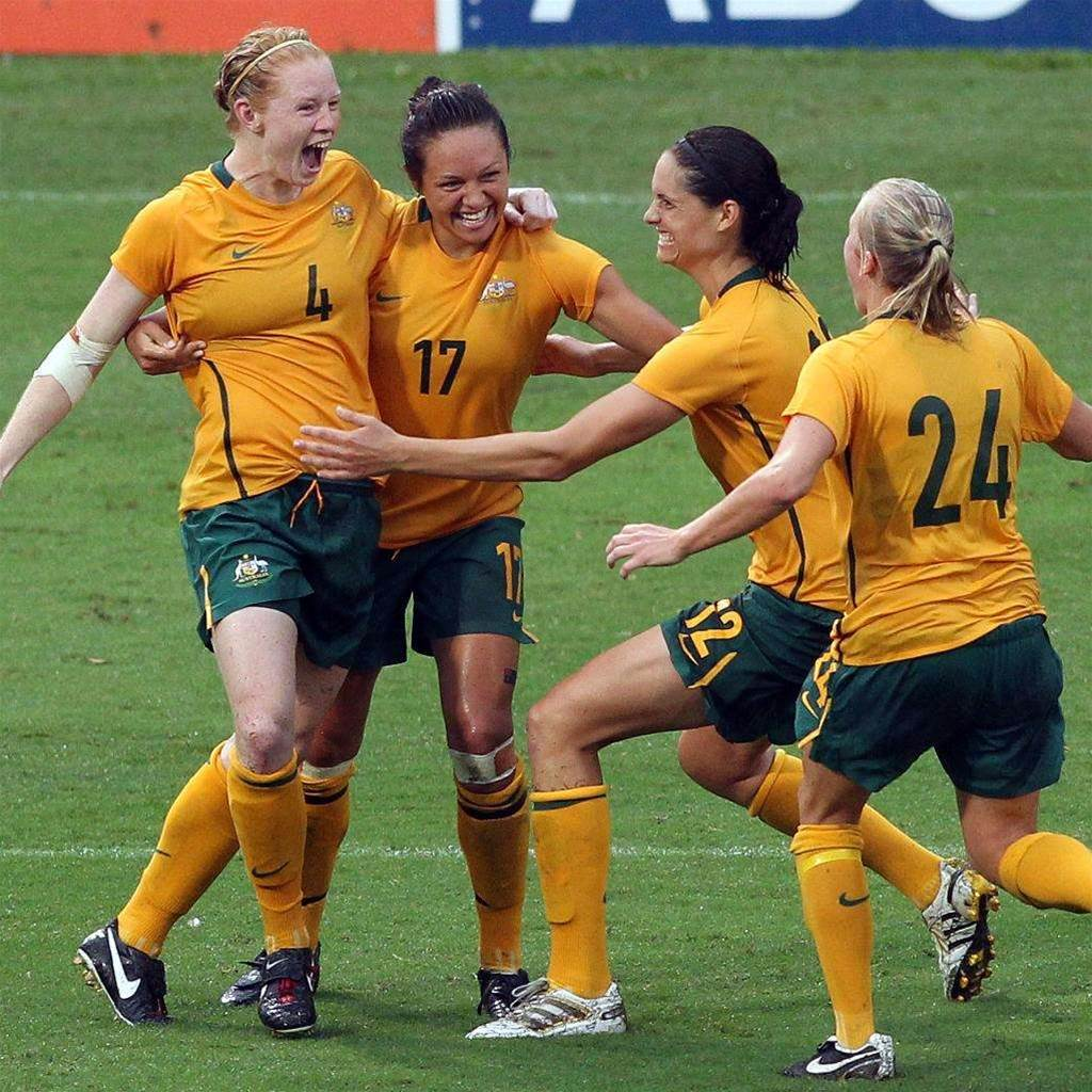 Matildas Prepare For Mexico Test