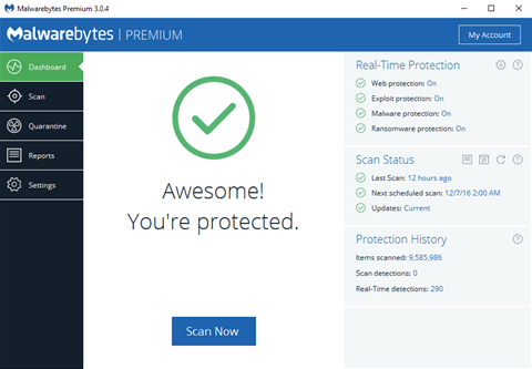 Malwarebytes 3.0 can 'replace traditional antivirus'