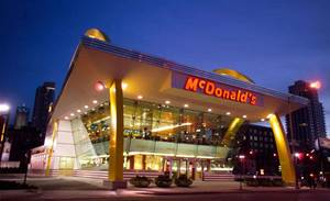 McDonald's brings cognitive to the drive-through
