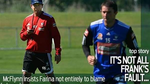 McFlynn: It's not all Farina's fault