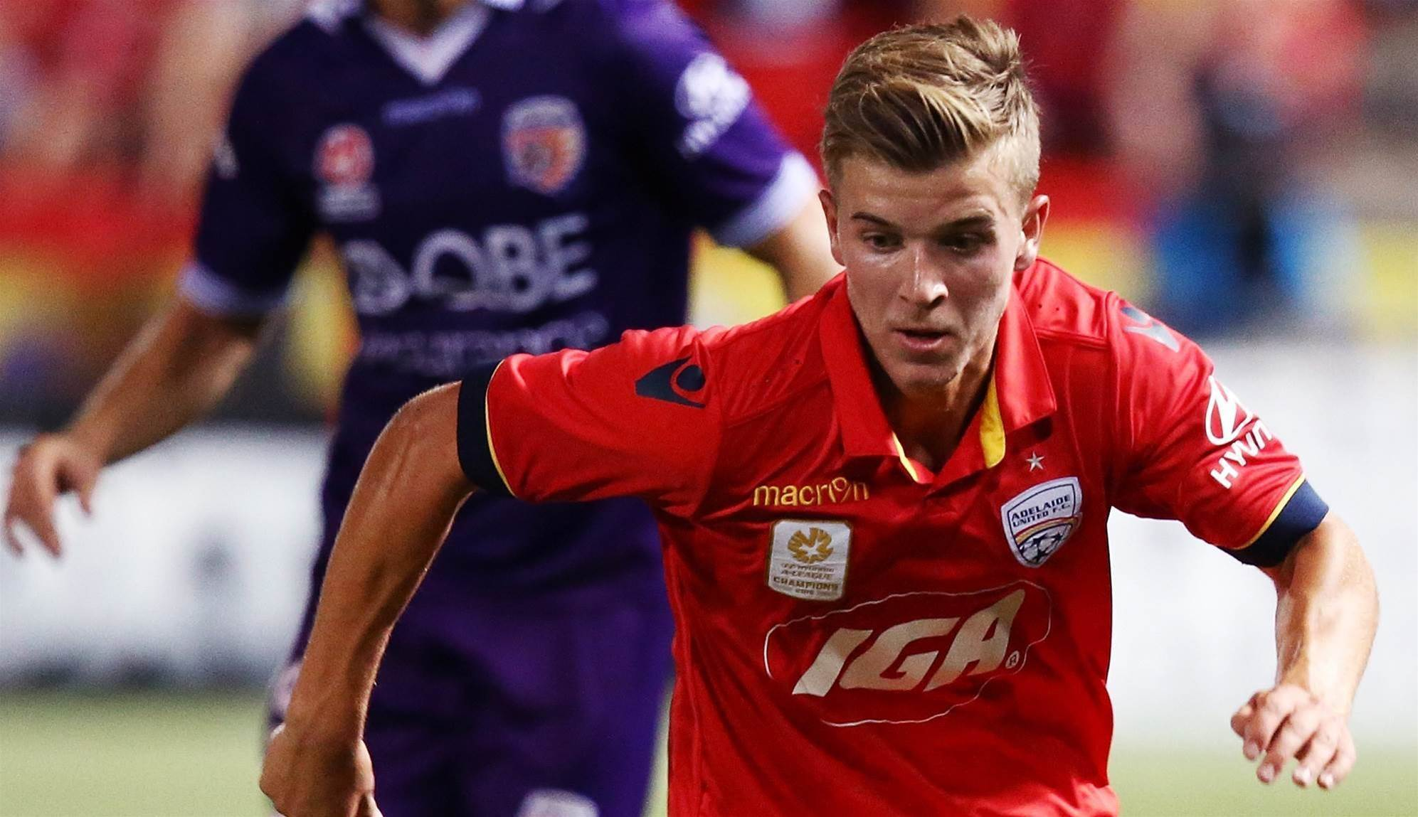 McGree thought call-up was a prank