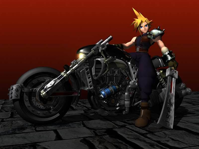Final Fantasy VII available for PC now!