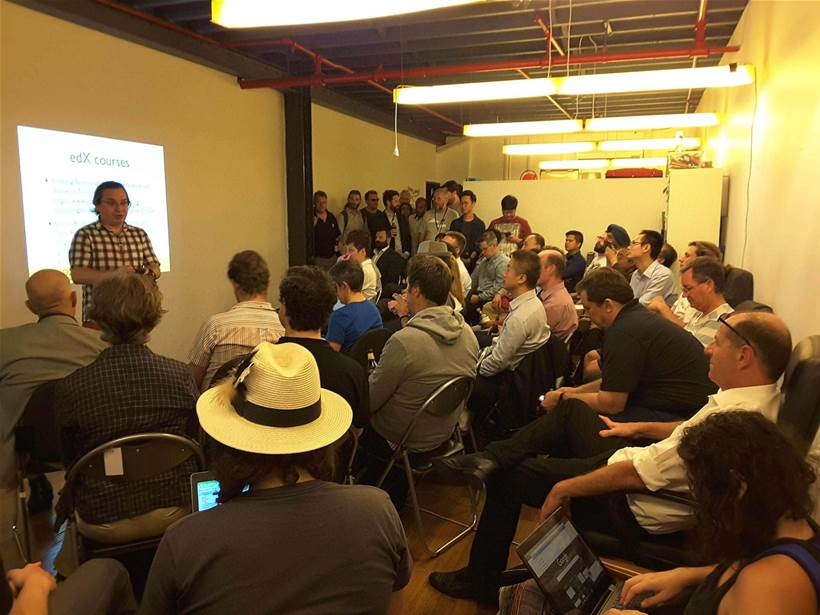 Sydney's thriving IoT maker community