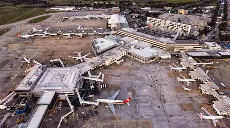 Melbourne Airport's infrastructure investment paying off as data skyrockets