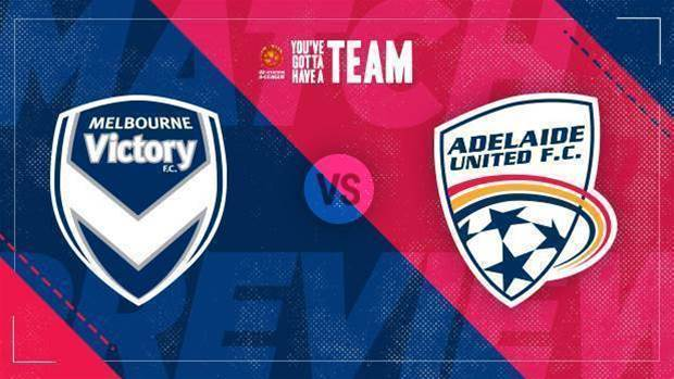 Preview: Victory v Adelaide