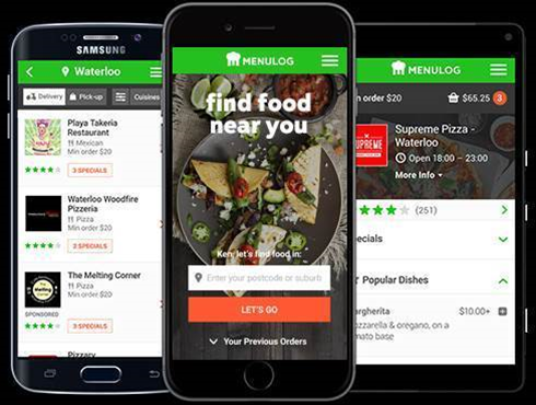 It's about to be easier to accept Menulog orders