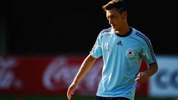 Fabregas stunned at Ozil move