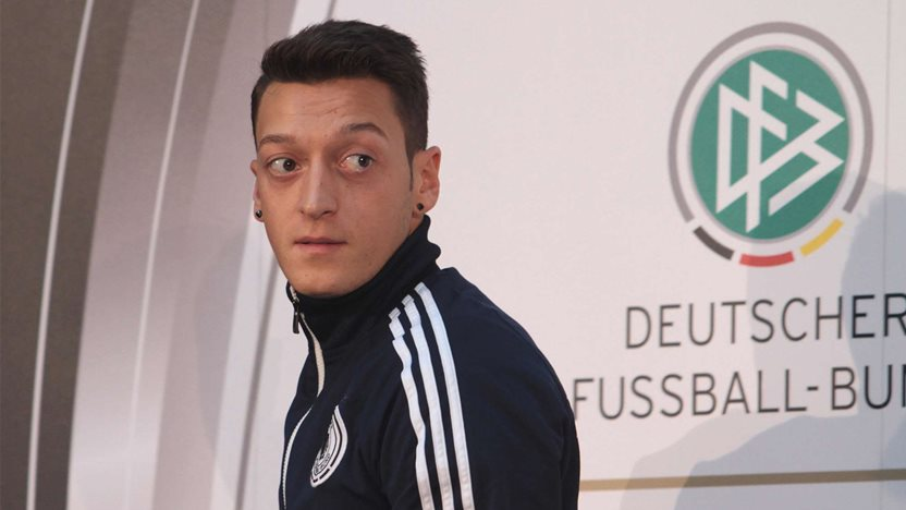 Ozil defends Real record