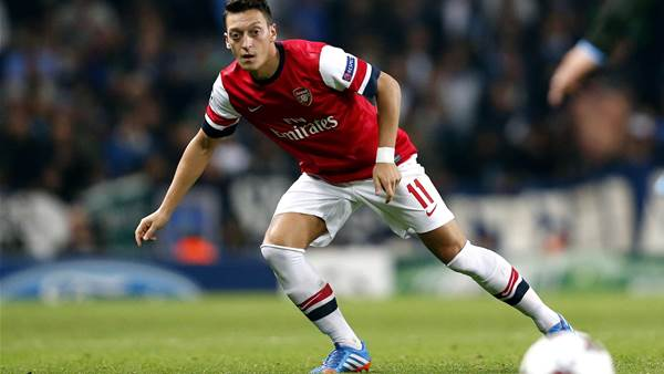 Ozil fit for Norwich clash