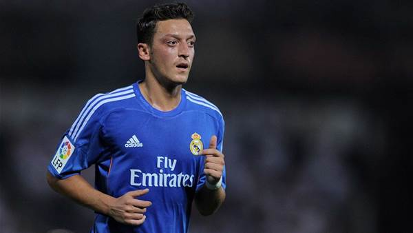 Ozil underlines desire to stay at Real Madrid