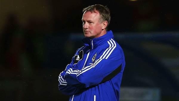 O'Neill bemoans bad fortune after Azerbaijan defeat