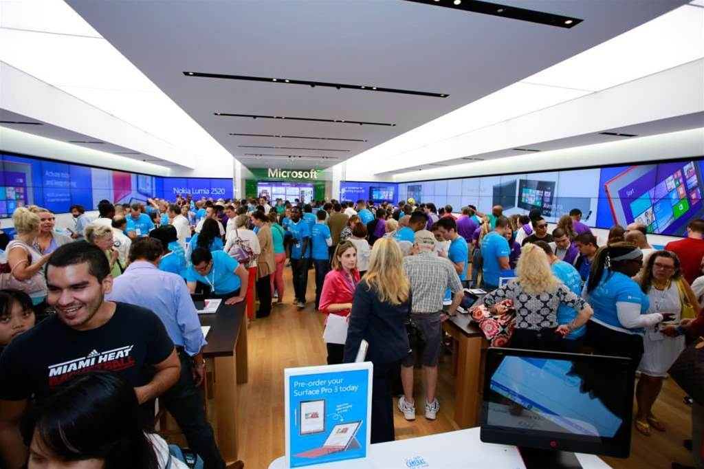 Microsoft to open flagship store in Sydney, first outside USA