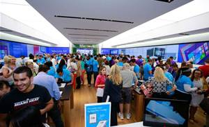 Sydney to get first Microsoft flagship store outside US