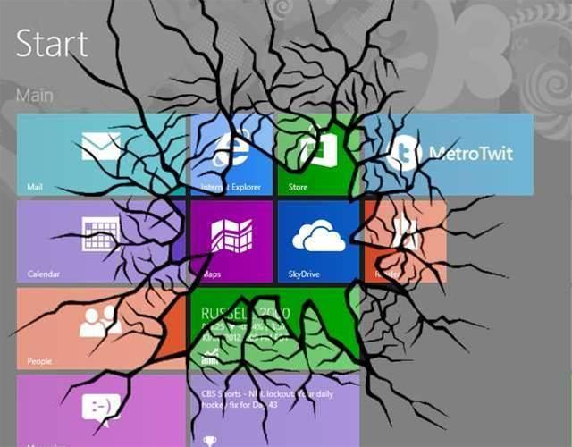 Why did China ban Windows 8?