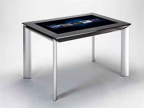 Microsoft's 40in Surface LED table becomes the PixelSense
