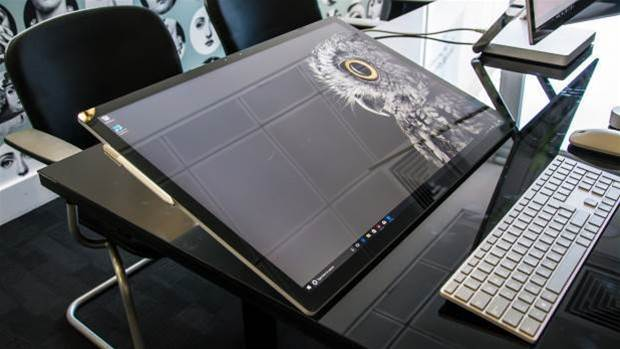 Surface Studio hands-on: part PC, part drawing board