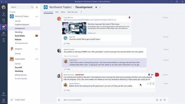 Will Microsoft Teams find a place in your team?