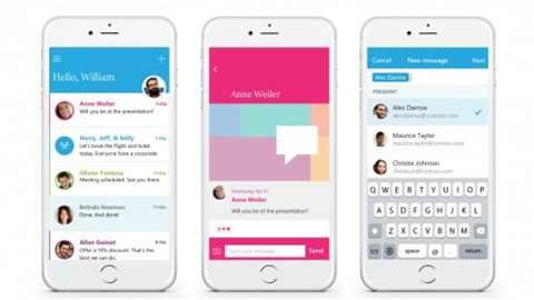 Microsoft reveals Microsoft Send, a new enterprise chat app to rival Slack