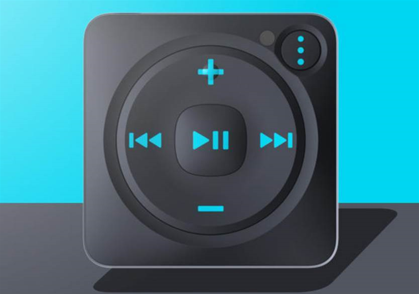 Mighty is an iPod Shuffle for your Spotify playlists