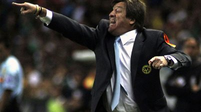 Herrera appointed Mexico manager