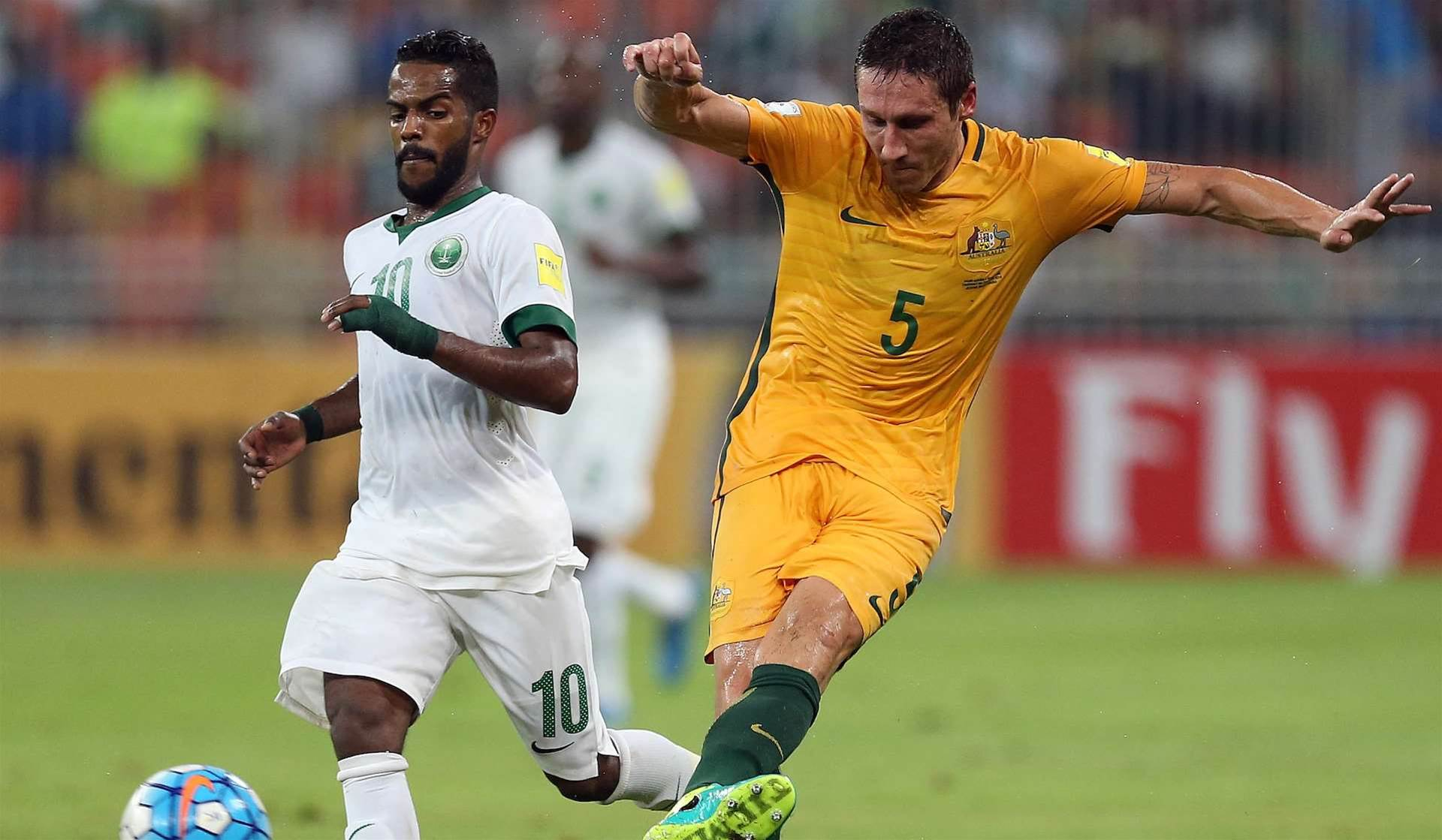 Socceroos' perfect record ended