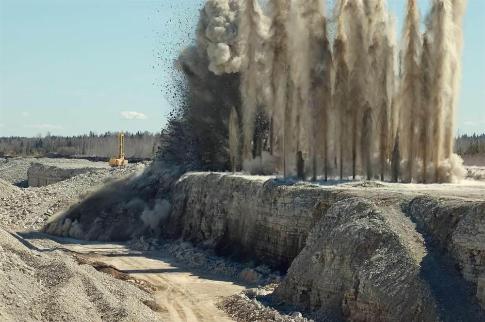 Australian mines find explosive power in IT