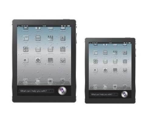 Samsung leaks Apple iPad Mini