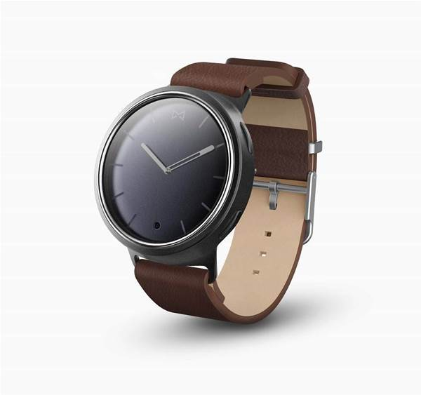 Misfit Phase review: a smartwatch that actually looks smart