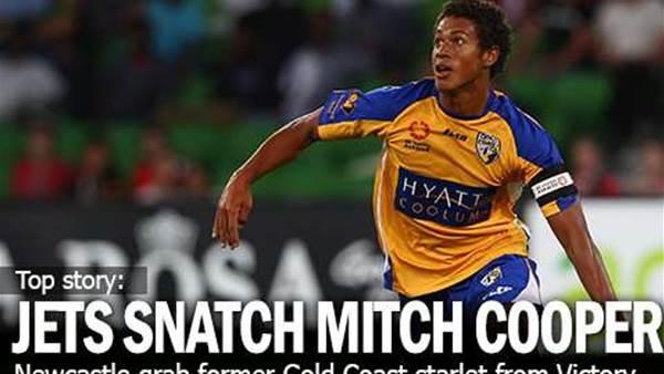 Jets Snatch Mitch From Melbourne