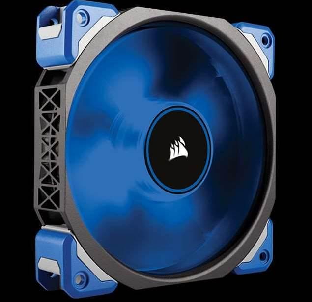 Corsair unveils range of ML series mag-lev cooling fans