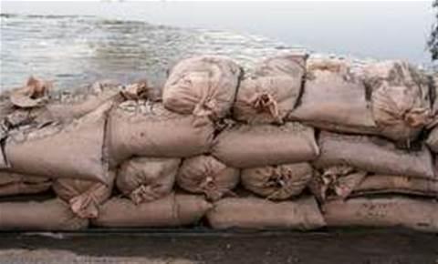 Stats reveal stress on flood web sites