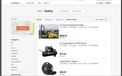New equipment sharing site launches